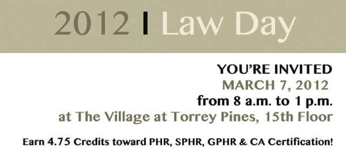2012 Law Day