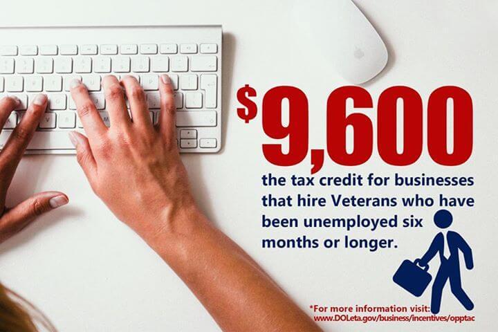 Veteran Employment Graphic Stats