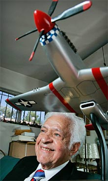 george-mitchell-tuskegee-airmen