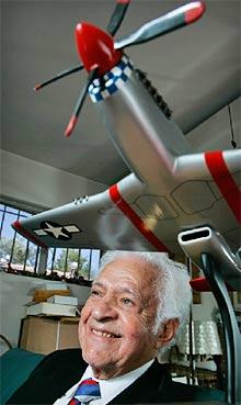 george-mitchell-tuskegee-airmen