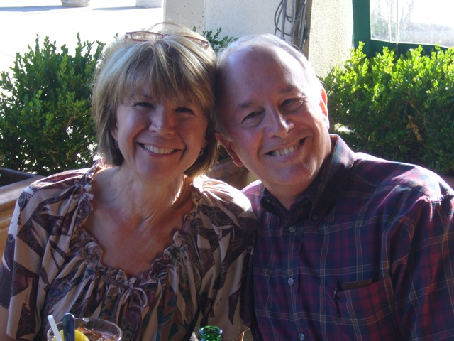 Kathy and Gary Herbold